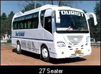 27 Seater, Car Coach Rental