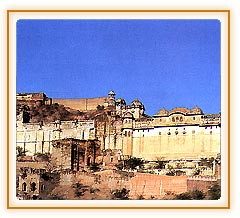 Amber Fort, Jaipur Tourism