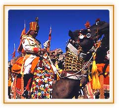 Pushkar Fair, Pushkar Tourism