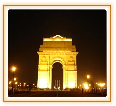 India Gate, Delhi Tours
