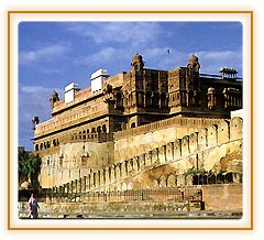 Junagarh Fort, Bikaner Travel