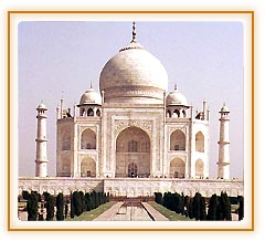 Taj Mahal, Agra Travel Vacations