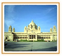 Umaid Bhawan Palace, Jodhpur Travel